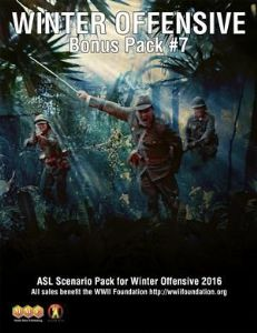 ASL : Winter Offensive Pack 7 (2016)